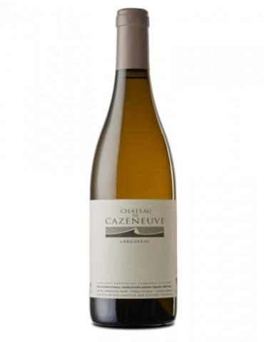 Château Cazeneuve - Le Blanc - AOP Coteaux du Languedoc - vin blanc BIO AB - 75 cl