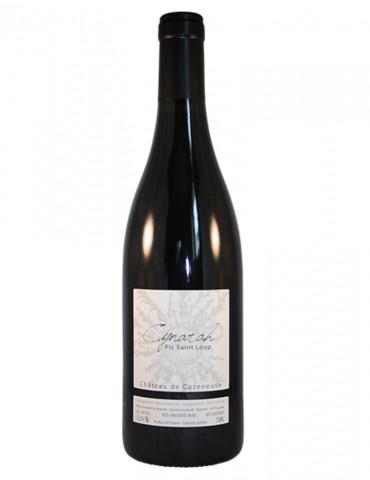 Château Cazeneuve - Cynarah - Pic Saint Loup - vin rouge BIO AB - 75 cl