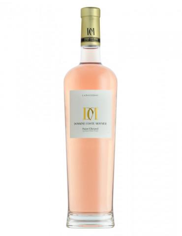 Domaine Coste Moynier - Coste Moynier Rosé - Côteaux du Languedoc - Vin rosé- 75 cl