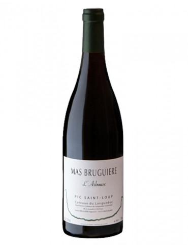Mas Bruguière - Cuvée l'Arbouse - Pic Saint Loup - vin rouge - 75 cl