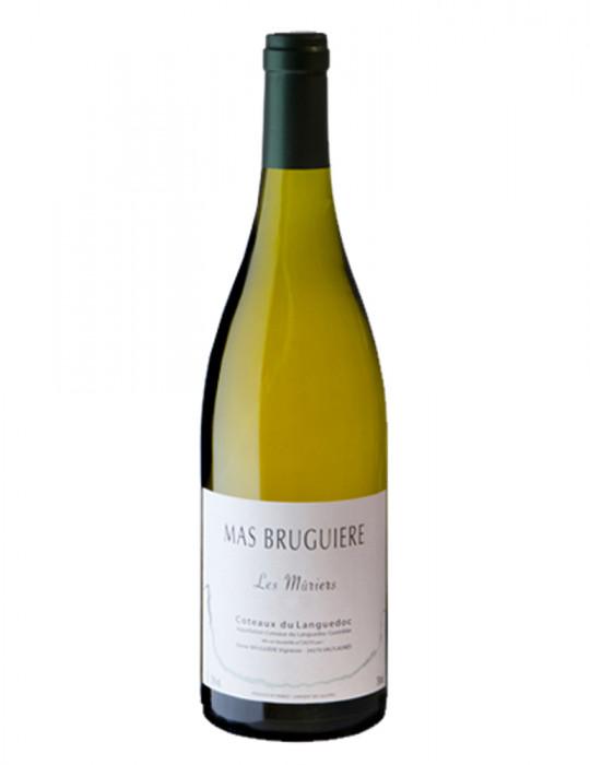 Vin blanc - Cuvée Les Mûriers - Pic Saint Loup - Mas Bruguière