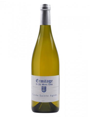 Ermitage du Pic Saint Loup - Cuvée Saint Agnès - AOP Languedoc - vin blanc - 75 cl