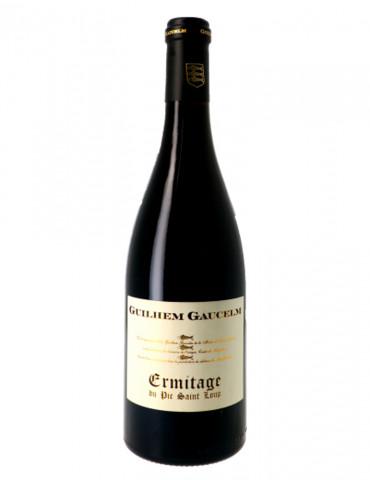 Ermitage du Pic Saint Loup - Cuvée Guilhem Gaucelm - Pic Saint Loup - vin rouge bio - 75 cl