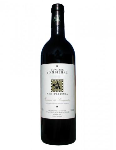 Domaine d'Aupilhac - Cuvée Montpeyroux - AOP Languedoc Montpeyroux - vin rouge - 75 cl