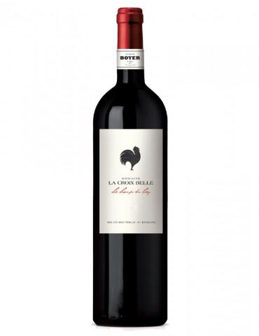 Domaine de la Croix Belle - Champ du Coq - IGP Côtes de Thongue - Vin rouge - 75 cl