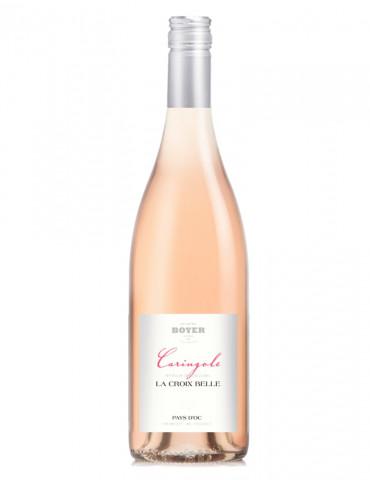 Domaine La Croix Belle - Caringole Rosé - IGP Côtes de Thongue - Vin rosé - 75cl