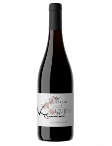 Château de la Liquière - Cuvée Les Amandiers - AOP Faugères - vin rouge - 75 cl