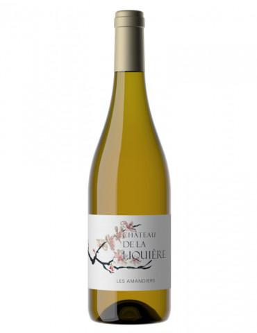 Château de la Liquière - Cuvée Les Amandiers - AOP Faugères - vin blanc - 75 cl