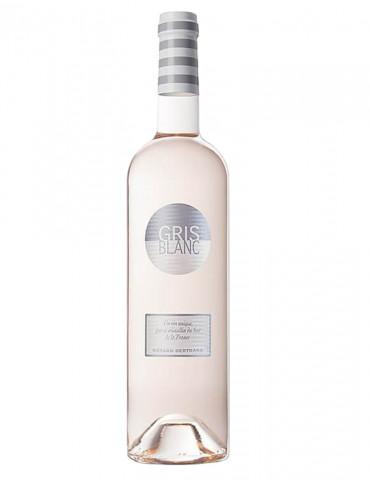 Vignobles Gérard Bertrand - Cuvée Gris Blanc - Pays d'OC IGP - Vin Rosé - 75 cl