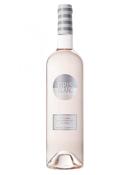 VIN ROSE-VIGNOBLES GERARD BERTRAND-CUVEE GRIS BLANC
