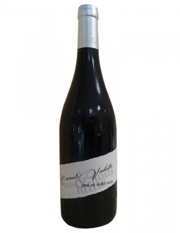 Domaine Canet Valette - Cuvée Une et Mille Nuits  - Saint Chinian AOP - Vin rouge Bio