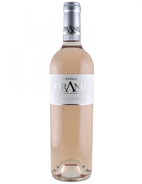 VIN ROSE-CHATEAU VIRANEL-TRADITION