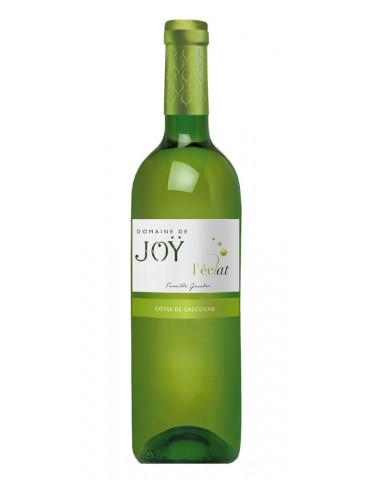 Domaine de JOY - L'éclat - IGP Côtes de Gascogne - vin blanc - 75 cl