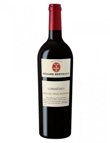 Vignobles Gérard Bertrand - Corbières - AOP Corbières - Vin rouge - 75 cl