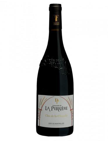 Domaine de la Perrière - Clos de la Chapelle - AOP Languedoc Grès de Montpellier - Vin rouge - 75 cl
