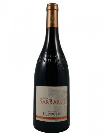 Domaine de la Perrière - Barbarus - AOP Languedoc Grès de Montpellier - Vin rouge - 75 cl