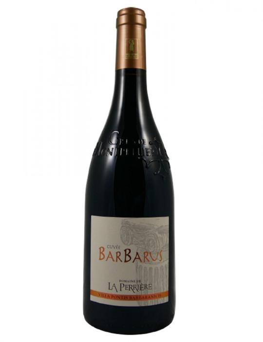VIN ROUGE-DOMAINE DE LA PERRIERE-BARBARUS