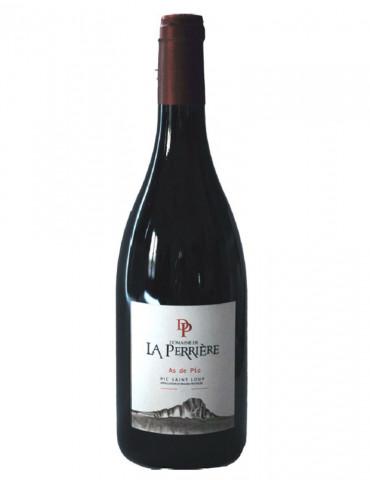 Domaine de la Perrière - As de Pic - AOP Pic Saint Loup - Vin rouge - 75 cl