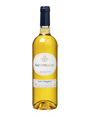 Vignoble Lucien Lurton & Fils -  Garonnelles - AOP Sauternes - vin blanc - 75 cl