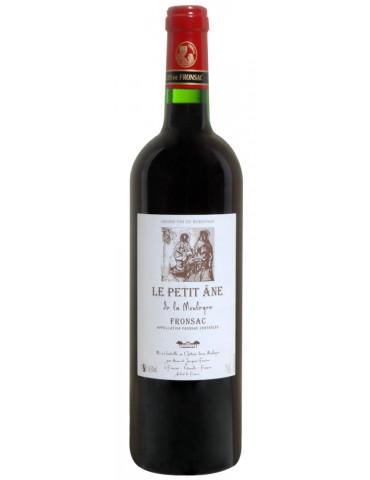 Château Vieux Mouleyre - Le Petit Ane - AOP Fronsac - vin rouge - 75 cl