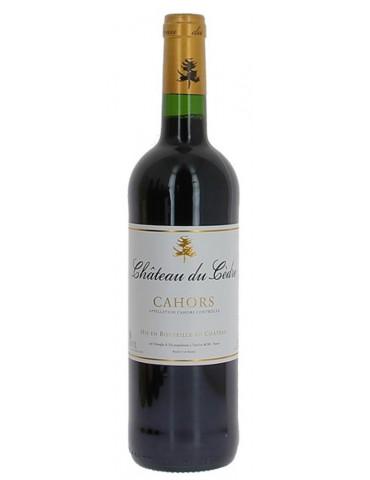 Château du Cèdre - AOP Cahors - vin rouge - 75 cl