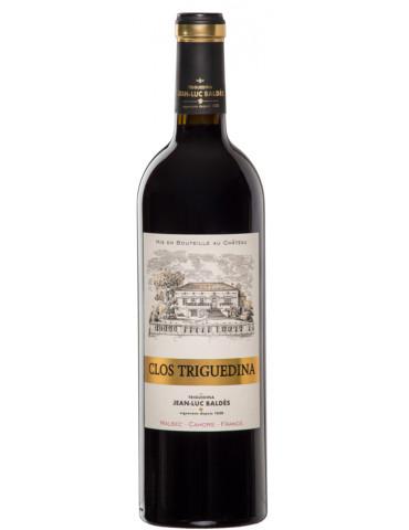 Vignerons Jean Luc Baldès - Clos Triguedina - AOP Cahors - vin rouge - 75 cl