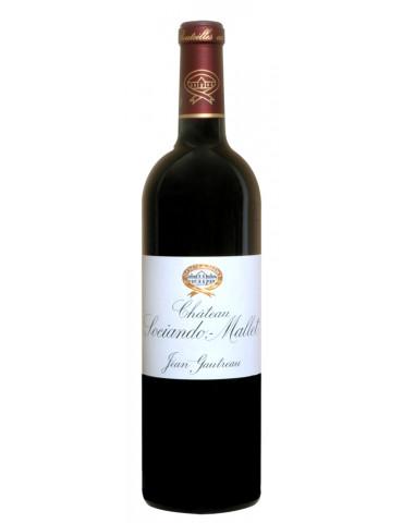 Château Sociando Mallet - AOP Haut Médoc - vin rouge - 75 cl