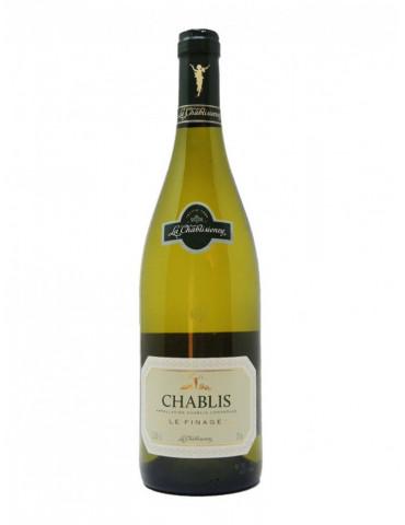 La Chablisienne - Le Finage - Chablis AOC - Vin blanc - 75 cl
