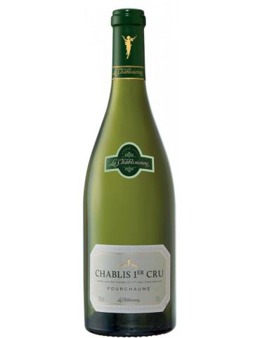 La Chablisienne - Fourchaume - Chablis 1er cru AOC - Vin Blanc - 75 cl