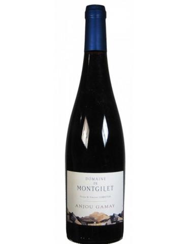 Domaine de Montgilet - AOP Anjou Gamay - vin rouge - 75 cl