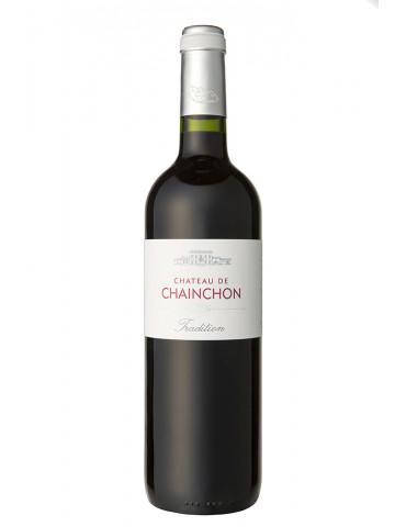Château de Chainchon - Tradition - AOC Castillon Côtes de Bordeaux - vin rouge AB - 75 cl