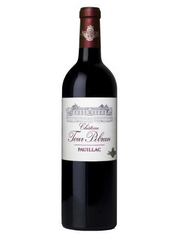 Château Tour Pibran - Pauillac - AOP Pauillac - vin rouge - 75 cl
