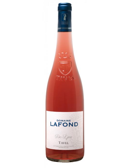 VIN ROSE-DOMAINE LAFOND-CUVEE ROC EPINE-TAVEL