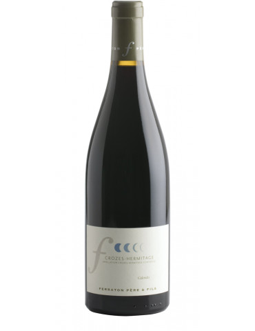 Domaine Ferraton Père et Fils - Les Calendes - AOP Crozes Hermitage - vin rouge - 75 cl