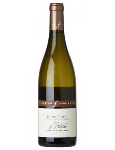 Domaine Ferraton Père et Fils - Le Mialan - AOC Saint Péray - vin blanc - 75 cl
