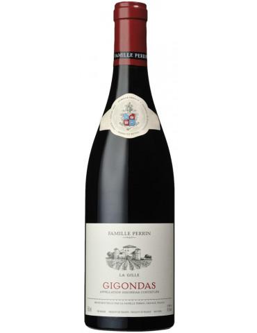 Famille Perrin - La Gille - AOC Gigondas - Vin Rouge 75 cl