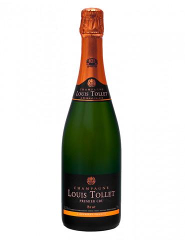 Louis Tollet - Premier Cru - Champagne brut - 75 cl