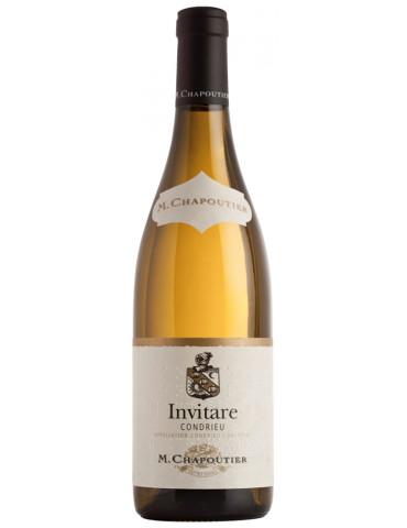 Maison M.Chapoutier - Invitare - AOC Condrieu - Vin Blanc - 75 cl