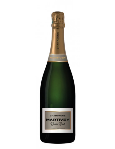Martivey - Champagne brut - 75 cl
