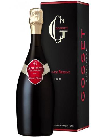 Gosset - Grande Réserve - Champagne brut - 75 cl