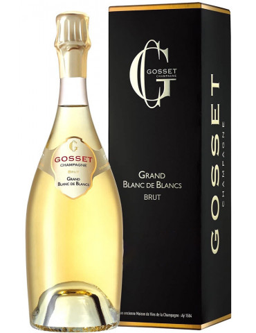 Gosset - Grand Blanc de Blancs - Champagne brut - 75 cl