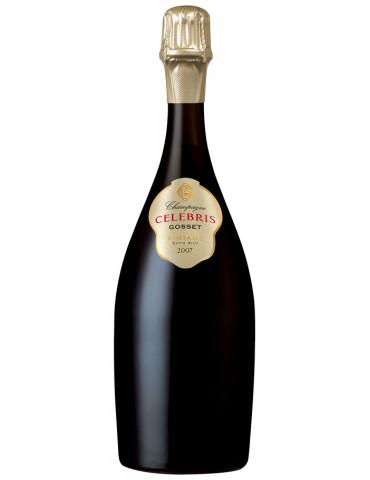 Gosset - Celebris Vintage extra brut 2007 - Champagne brut - 75 cl
