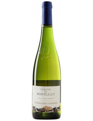 Domaine de Montgilet - AOP Coteaux de l'Aubance - vin blanc - 75 cl