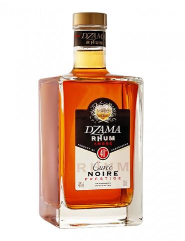 Dzama - Cuvée Noire Prestige 40° - Rhum - 70 cl