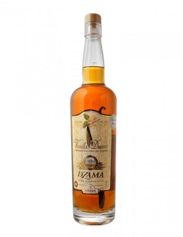 Dzama - Vanilla 3 ans 43° - Rhum - 70 cl