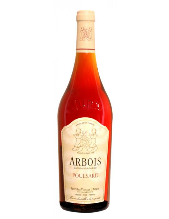 VIN ROUGE-FRUITIERE VINICOLE-ARBOIS POULSARD