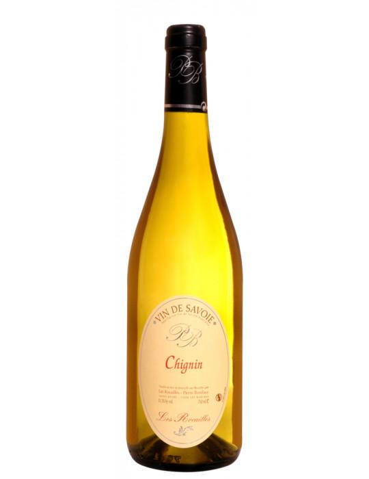 Domaine Pierre Boniface - Chignin Les Rocailles - AOP Vin de Savoie - Vin Blanc - 75 cl