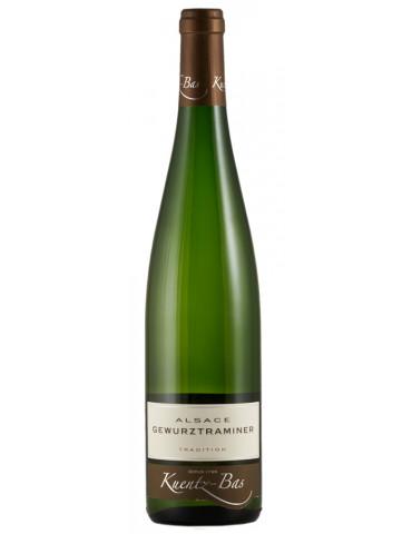 Domaine Kuentz Bas - Cuvée Tradition - AOC Gewurztraminer - Vin Blanc - 75 cl