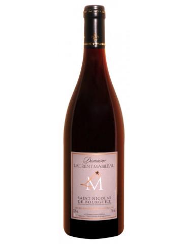 Domaine Laurent Mabileau - Cuvée Saint Nicolas de Bourgueil - Saint Nicolas de Bourgueil AOC - Vin Rouge - 75 cl
