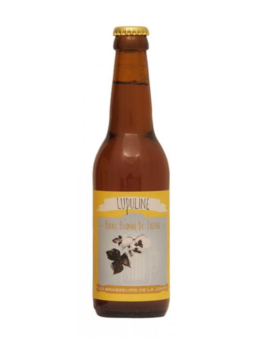 Bière blonde de Lozère - Lupuline - Brasserie de la Jonte - 33cl